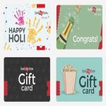 India Desire : Ebay BookmyShow Gift Card Offer: Get Flat 15% Discount On BMS Gift Card